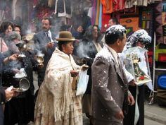 A Bolivian Wedding Louise And Julia S Travels Off Exploring