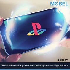 Sony will be releasing a number of mobile games starting April 2017 http://reut.rs/2gN47ww