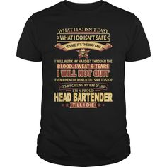 HEAD-BARTENDER, Order HERE ==> https://www.sunfrog.com/LifeStyle/HEAD-BARTENDER-144688036-Black-Guys.html?52686, Please tag & share with your friends who would love it , #renegadelife #birthdaygifts #christmasgifts