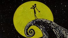 On Writing the Talk | The Nightmare before Christmas