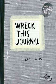 Wreck This Journal: Duct Tape