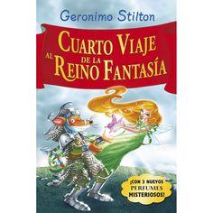 es el cuarto viaje al reino de la fantasia