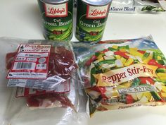 $25 One Week, Low Carb Dollar Tree Menu for One Episode 2