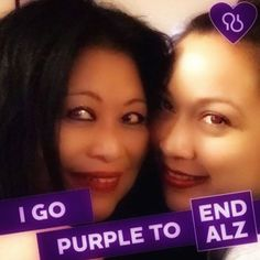 #Photography  #June is #Alzheimers & #Brain Awareness Month!! Let's GO PURPLE💜 #SanDiego 🌴& WIPE OUT #Alzheimers! Get Educated,… #Instagram