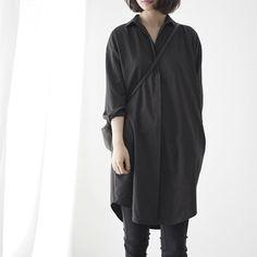 Black - Japanese style.