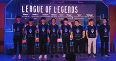 Team Liyab Represent the Philippines in Legends Sea Tour The Championship, Esports, Regional, League Of Legends, Photo Credit, Philippines, Thailand, Tours, Sea