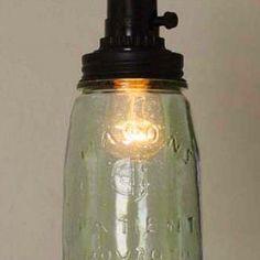 930051_rustic-primitive-early-american-industrial-country-mason-canning-fruit-jar-quart-pendant-lamp-rustic-brown 1