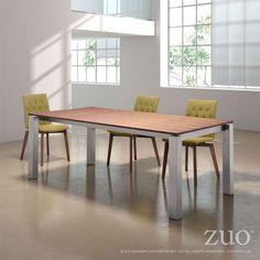 Zuo Copenhagen Dining Table.