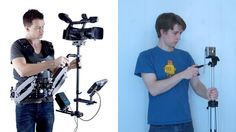 Picture of Finished DIY Camera Stabilizers