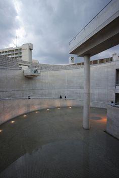 Awaji Yumebutai Conference Center, Hotel and Memorial. 1995. Awaji, Hyogo. Tadao Ando ©2013, Evan Chakroff. evanchakroff.com