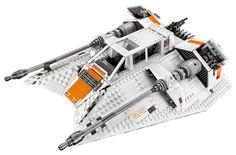 Lego's new Star Wars Rebel Snowspeeder is a work of beauty - The Verge