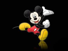 Mickey Mouse Cute Background HD Pictures, Mickey Mouse Wallpapers ...