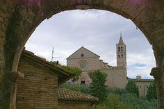 Basilica di Santa Chiara in Assisi