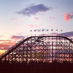 Silverwood Theme Park, just north of Coeur d'Alene--the Northwest's largest theme park!