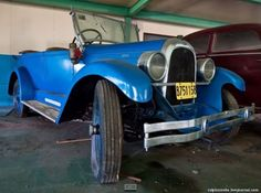 Collectible Cars in an Abandoned Japanese Auto Museum