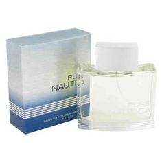 NAUTICA PURE FOR MEN BY NAUTICA 100ML 3.4OZ EDT by NAUTICA. $25.30. Nautica brought out Pure Nautica in 2010. This aromatic aquatic fragrance for men is distinctly masculine and bursts with energy and vitality. Most men will love the long lasting freshness and rejuvenating natural aromas packed into this perfume. This fragrance is assertive without being overpowering and expresses your confidence and personality. Mandarin orange, sea notes, and bergamot are the hallmar...