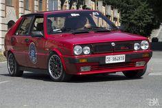 Lancia Delta HF Turbo (1988)