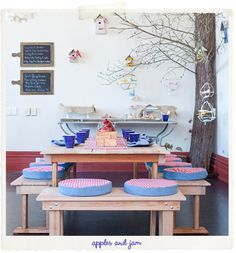 apples and jam event space for kids in south melbourne via eat drink chic blog