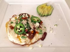 It is National Breakfast Month and to honor this occasion Chef Uno shows Oliver Tull how to whip up Mexican Breakfast Tostadas. Mexican Breakfast, Tostadas, Food Videos, Baked Potato, Treats, Cooking, Ethnic Recipes, Sweet Like Candy, Kitchen