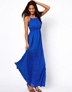 e055a443190 ShopStyle.com  ASOS Maxi Dress With Keyhole Detail  28.69 Cute Maxi Dress