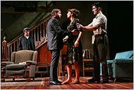 The Homecoming - Review - Harold Pinter - Theater - New York Times