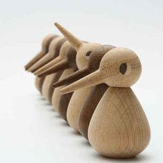 Birds Vogelskulpturen von Kristian Vedel - Architect Made