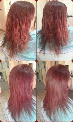 Colour save with Olaplex Olaplex Before And After, Blonde Color, Colour, Long Hair Styles, Beauty, Crimson Hair, Beleza, Color, Long Hair Hairdos