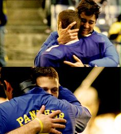 I loved the way that Coach Taylor took to Saracen, even after he dated and broke up with Julie! <3 #fnl