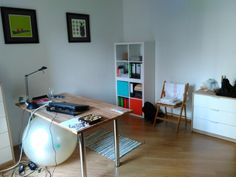 Apartment im Studentenwohnheim Augartenstraße - 1-Zimmer-Wohnung in Mannheim-Schwetzingerstadt