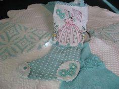 Crickleberry Cottage Conversations: I'm Dreaming of an Aqua Christmas . . .