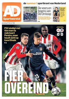AD Sportwereld 2016-02-25