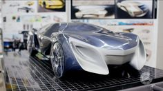 """Check out the latest episode of Translogic, """"Designing Tomorrow's Vehicles At CCS Detroit"""" on AutoBlog featuring our chair of Transportation Design Paul Snyder and student Andrew Rudd."""
