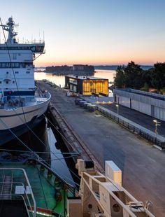 Arctia Shipping Headquarters by K2S Architects