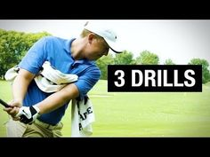 How To Strike Your Irons Pure Like A Tour Pro (Use These 3 Drills) - YouTube