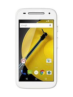 "Motorola Moto E 4G - Smartphone libre Android (pantalla 4.5"", cámara 5 Mp, 8 GB, Quad-Core 1.2 GHz, 1 GB RAM), blanco Motorola http://www.amazon.es/dp/B00TXEG8JG/ref=cm_sw_r_pi_dp_Vsa9vb1SZ01E5"
