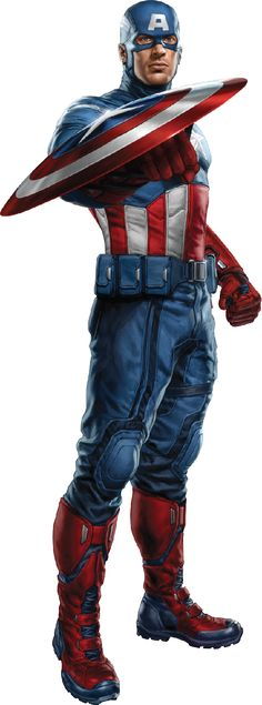 Captain America.... MY FAVORITE SUPER HERO