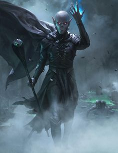 ArtStation - Oracles - Immortus, XiaoGuang Sun