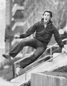 19 year old Jim Carey . A beautiful person John Wayne Gacy, Meryl Streep, Jason Momoa, Celebrity Look, Celebrity Photos, Madonna, Francois Truffaut, The Truman Show, I Love Cinema