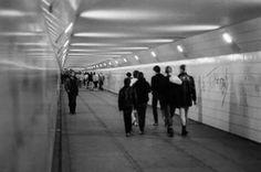 Voetgangerstunnel (Maastunnel Rotterdam) - bewri
