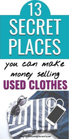 Easily sell used clothes online with this complete used clothing seller guide. Make money from your secondhand clothes or learn how how to buy and sell clothing for a profit. Start to sell used clothes online for extra money today! Selling Used Clothes Online, Ebay Selling Tips, Selling Online, Ebay Tips, Online Clothes, Sell Your Stuff, Things To Sell, Sell Used Stuff Online, Buy Things Online