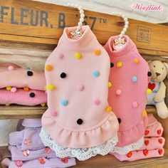 ♥ WOOFLINK ♥ Shop online - Hip & cool designer dog clothes and much more