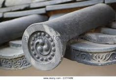 Image result for japanese  roof tiles