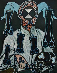 Retrato de un Doctor de Francis Picabia