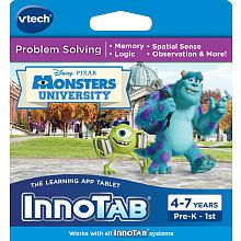 Vtech InnoTab Learning Game Cartridge - Monsters U