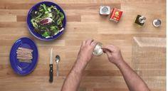 "Salsa de Yogur al Pimentón ""La Chinata"" - Yogurt Sauce with Smoked Paprika – Vídeo Receta"