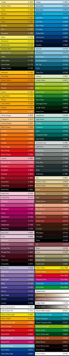 68 Best Odds And Ends Images Colour Chart Color Theory Color