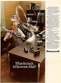 85 Funny And/Or Ridiculous Vintage Computer Ads