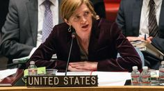 President Obama's ambassador to the UN devoted her final speech in office to Russia — and illustrated why the US has had so much trouble stopping Putin.