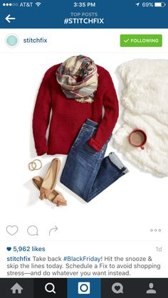 Stitch Fix stylist, I need this outfit!
