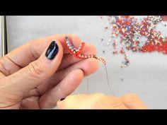 Seed Bead Tutorial : Step By Step  Zigged Bracelet